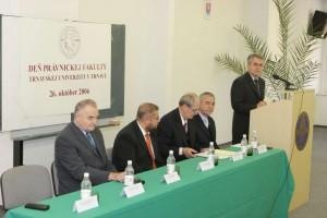Deň Právnickej fakulty - 2006