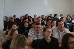 Študentská vedecká konferencia - 2009