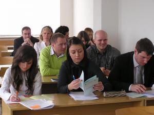 Konferencia doktorandov - 2011