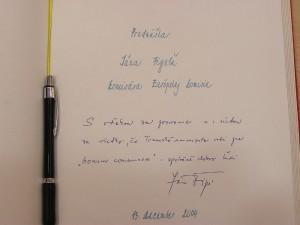 10. výročie Trnavskej univerzity v Trnave - hosť Ján Figeľ - 2004