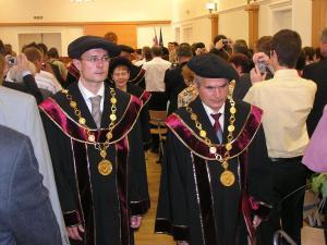 Promócie absolventov - 2006