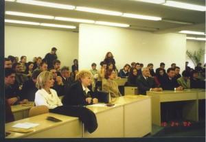 Deň Právnickej fakulty - 2002